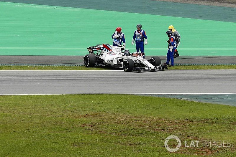 Stroll pénalisé sur la grille du GP du Brésil