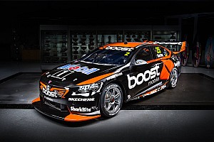 Supercars Breaking news Covers come off new Walkinshaw Commodores
