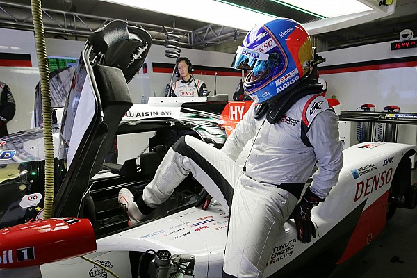 WEC Top List Alonso: