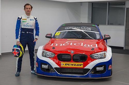 Jelley makes BMW switch for 2018 BTCC season