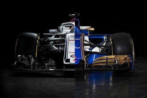 Comparación: Sauber C36 vs. Sauber C37