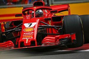 """Raikkonen kesal dengan kesalahan """"menyakitkan"""" di Q3"""