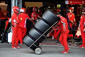 В Ferrari предупредили Формулу 1 об опасности смены поставщика шин