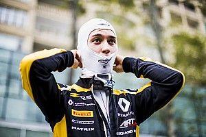 Aitken ganha chance de testar com Renault em Barcelona
