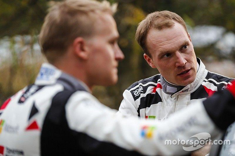 Toyota will in der Rallye-WM auf Teamorder verzichten