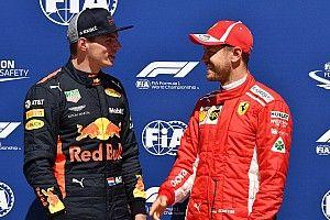 """""""Hätte jedem passieren können"""": Max Verstappen verteidigt Vettel"""