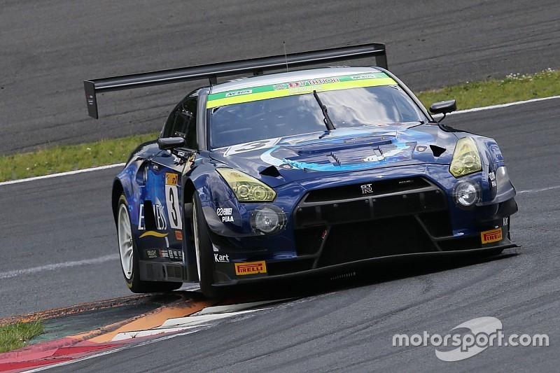 富士24時間、ST-XクラスはENDLESS GT-Rが今季初ポールポジション