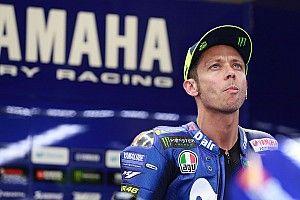 Pemutusan kontrak MotoGP menuai kritikan Rossi