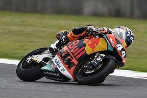 Moto2 Mugello: Sieg für KTM, Schrötter stürzt in Führung liegend