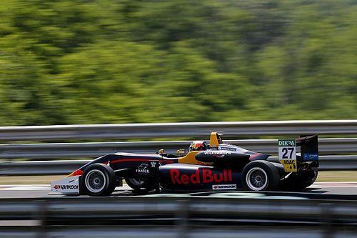 Ticktum y Ahmed, pole para las carreras del domingo en Hungría