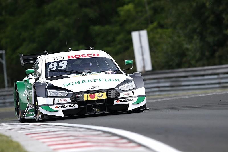Mike Rockenfeller mit Audi-Form nicht zufrieden