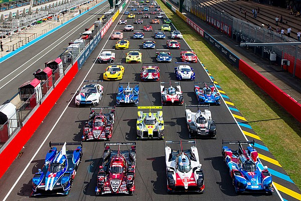 Le Mans Top List Le Mans 24h: Starting grid in pictures
