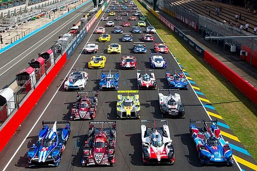 Le Mans 24h: Starting grid in pictures