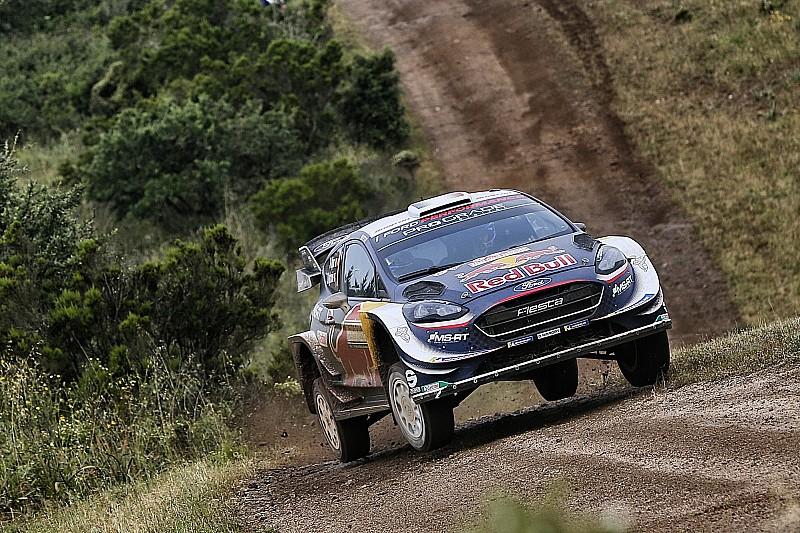 İtalya WRC: Ogier, son güne dört saniye farkla lider giriyor