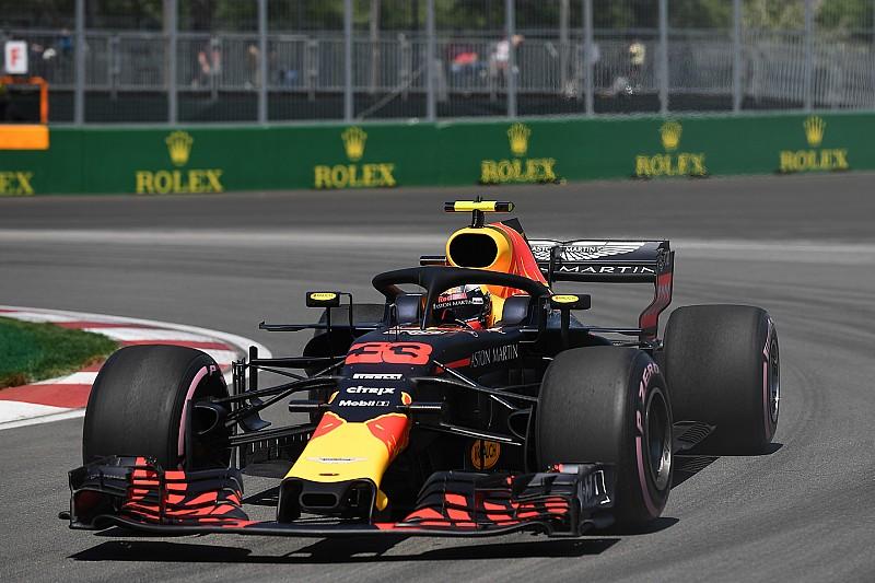 Kanada GP 3. antrenman: Verstappen yine lider, ilk dört 0.1 saniye içinde!