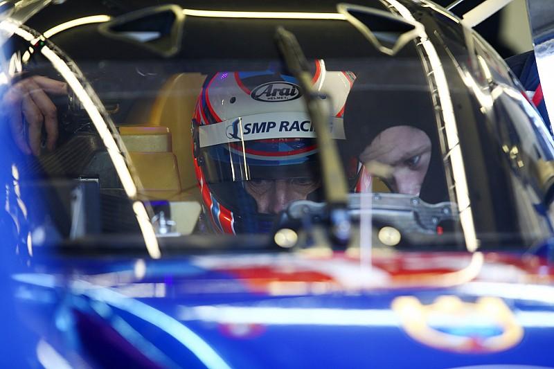 Button, Le Mans testinin başlangıcında zorlandığını kabul ediyor