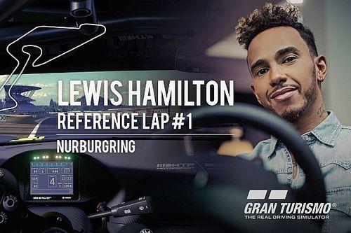 VIDEO: Belajar taklukkan Nurburgring bersama Lewis Hamilton