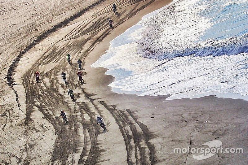 Tres fábricas y un invitado que se juegan el Dakar a cara de perro