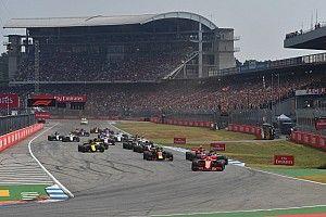 Carrera del domingo mostró que F1 está viva en Alemania, dice Wolff
