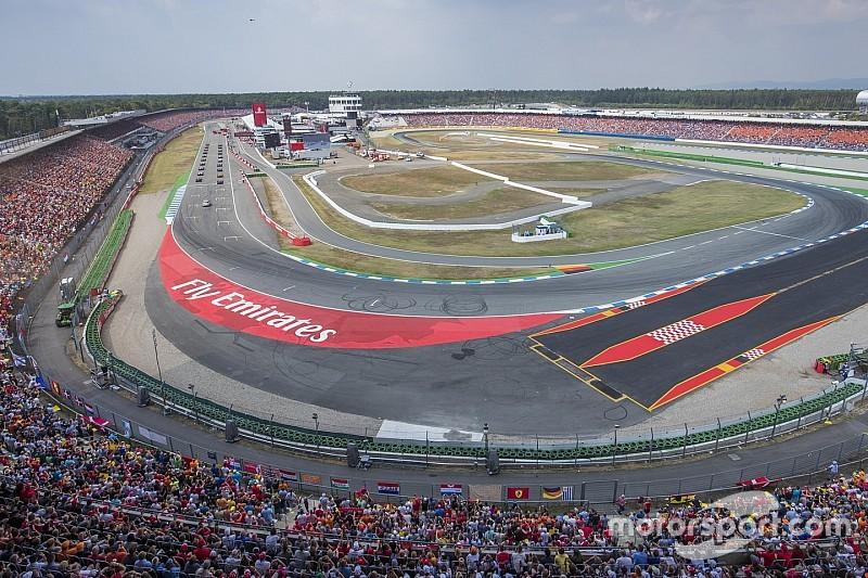 Małe szanse na GP Niemiec 2020