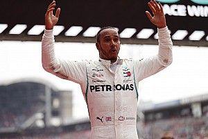 """Hamilton mira evolução: """"Quero ser um dos maiores da história"""""""