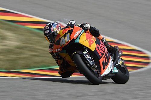 Moto2ドイツ決勝:ビンダーが嬉しいクラス初優勝。オリベイラ追い上げ4位