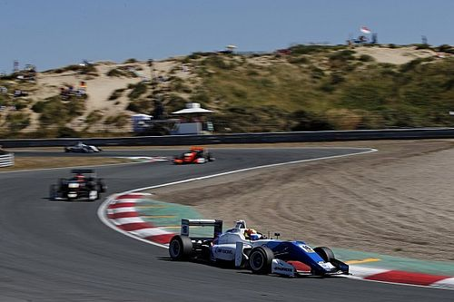 Zandvoort F3: Troitskiy wins after Ticktum penalty
