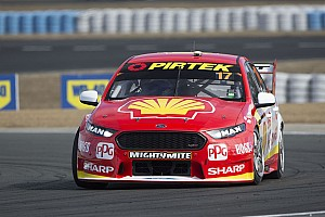 Supercars Practice report Ipswich Supercars: McLaughlin edges final practice by 0.01s