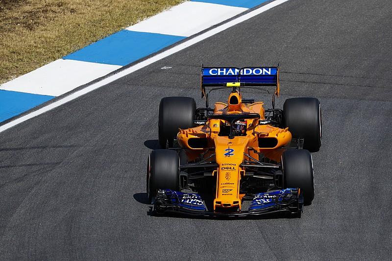McLaren, gece çalışma hakkının ilkini kullandı
