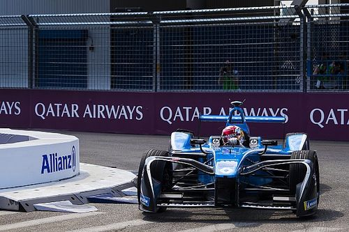 New York ePrix: Buemi bir kez daha pole'de