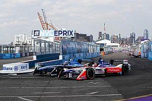 Fotogallery Formula E: le immagini più spettacolari dell'ePrix di New York