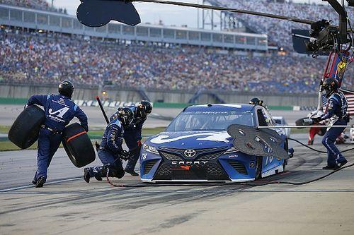 Труэкс одержал четвертую в году победу в NASCAR Cup