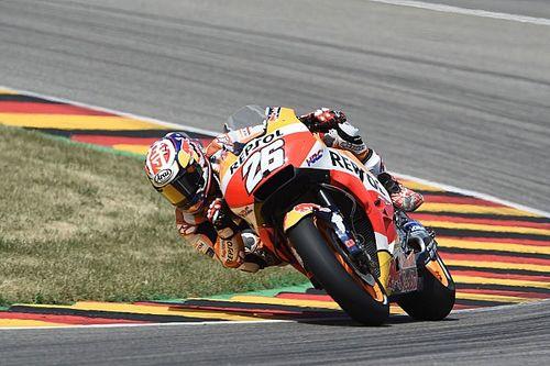 Pedrosa hindered by 2018 Honda bike's traits