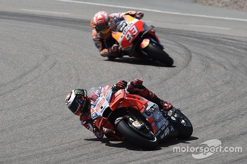 """Réunir Lorenzo et Márquez, un """"challenge"""" assumé par Honda"""
