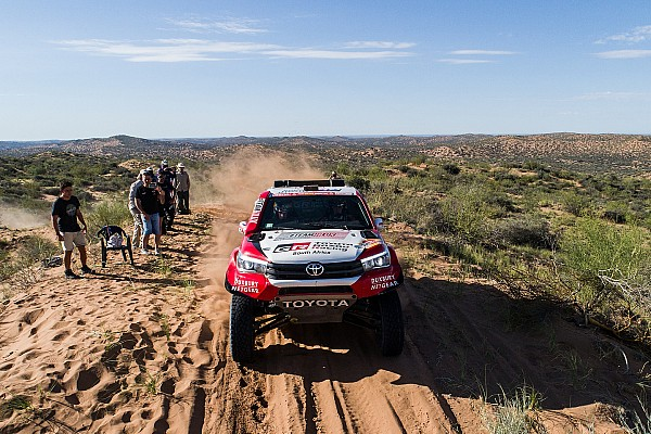 Dakar Noticias Para Toyota fue