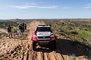 """Para Toyota fue """"duro"""" no haber ganado el Dakar"""