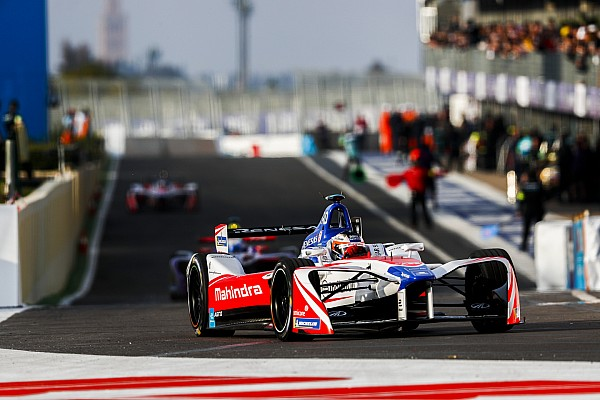 Rosenqvist desvela el problema que casi le impide correr en Marrakech