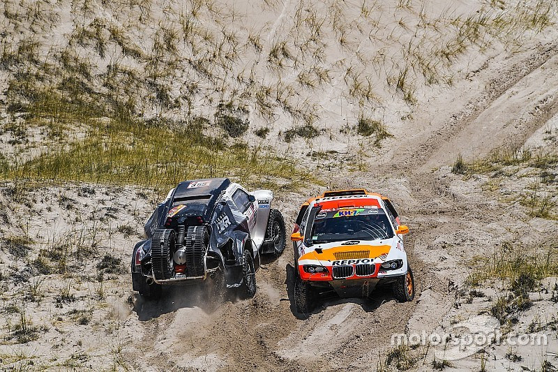 Todos los españoles del Dakar 2019