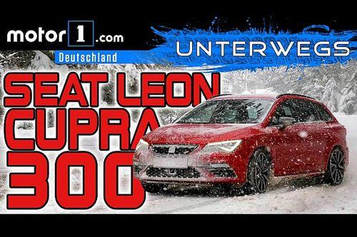 Video: Seat Leon ST Cupra 300 4Drive im Test