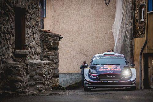 GALERÍA: el viernes en el Rally de Montecarlo