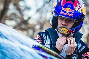 WRC Важливі новини Відео: Ож'є мало не зіткнувся із собакою на допі WRC