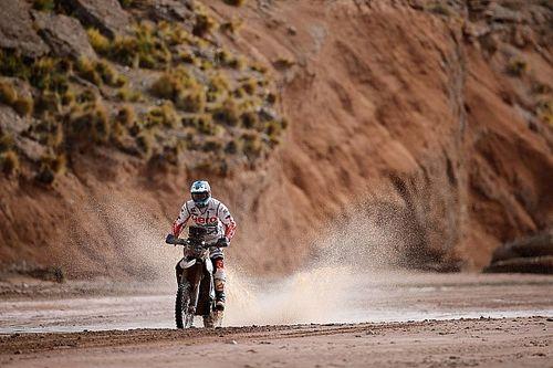 Dakar 2018, Stage 10: Santosh inside top-40 despite crash