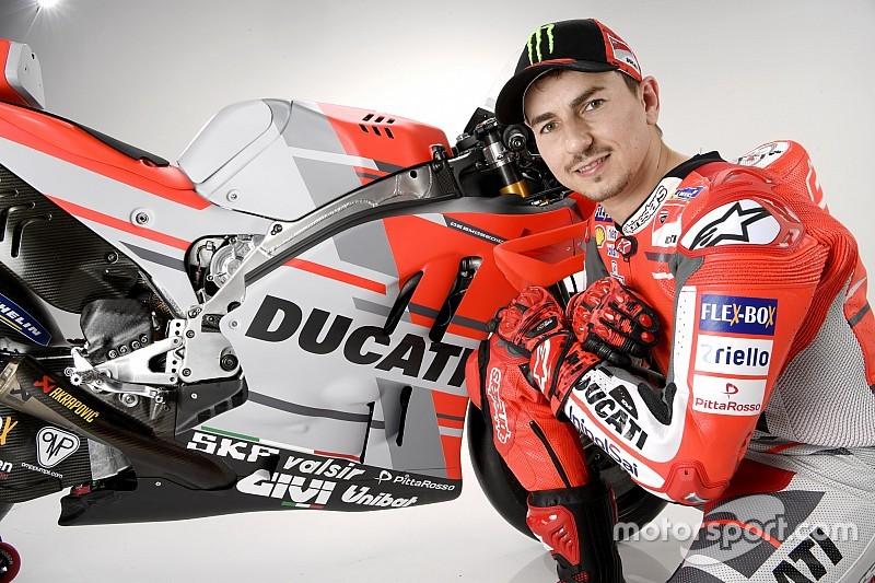 """Animado, Lorenzo crê que GP18 possa """"ganhar muitas corridas"""""""