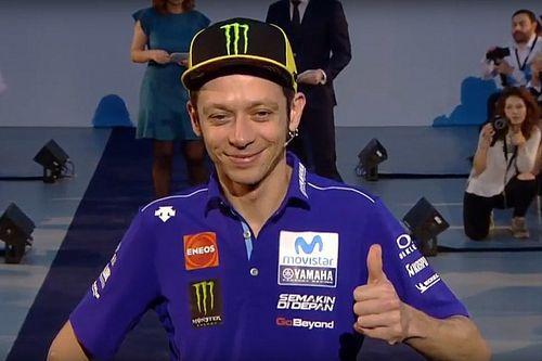 """Rossi is klaar voor 2018: """"Vanaf eerste moment vol aan de bak"""""""