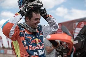 Дакар Отчет о гонке Валькнер с четвертой попытки выиграл «Дакар»