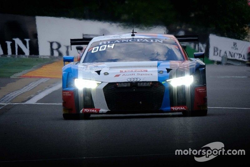 Spa 24h: Audi in the lead at 18-hour mark