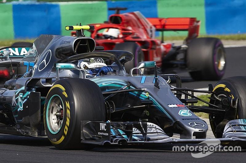 F1-es autó fejjel lefelé: vajon lehetséges?