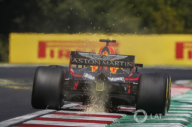 Hungarian GP: Top photos from Friday