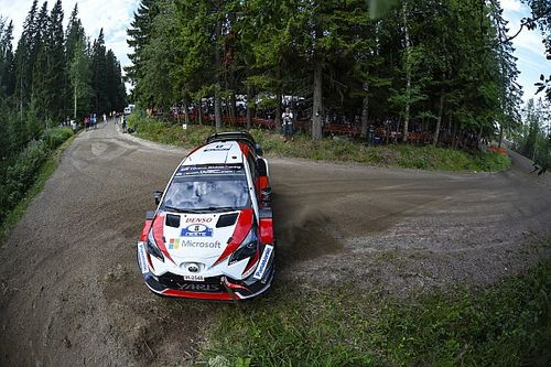 Rallye Finnland: Tänak kämpft gegen Östberg - Hyundai in Nöten