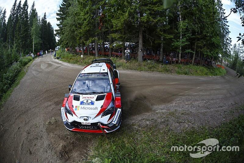 Finlandia, PS5: Tanak risponde a Ostberg e torna in testa alla corsa! Errori di Neuville e Suninen